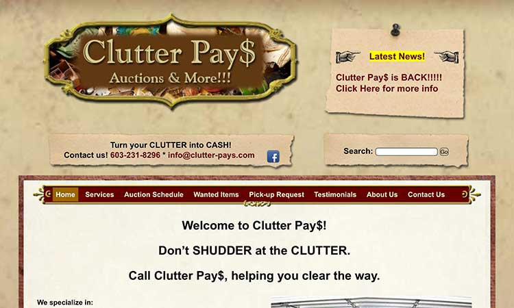 Clutter Pay$