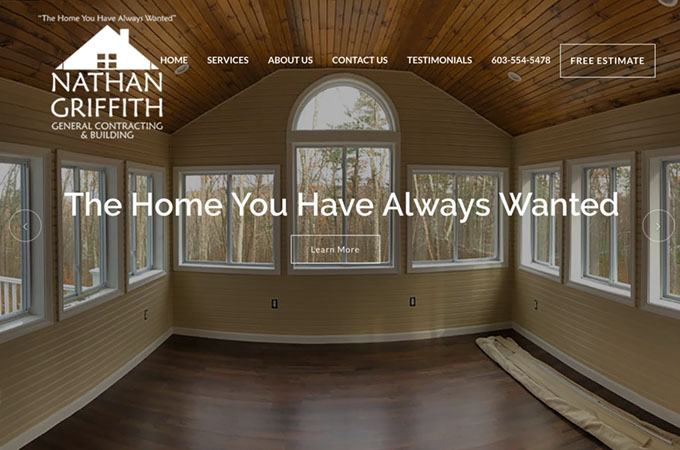 Nathan Griffith General Contracting & Building