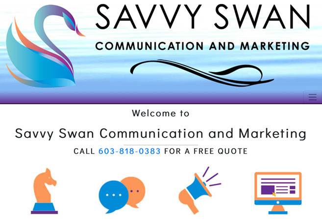 Savvy Swan Communication and Marketing
